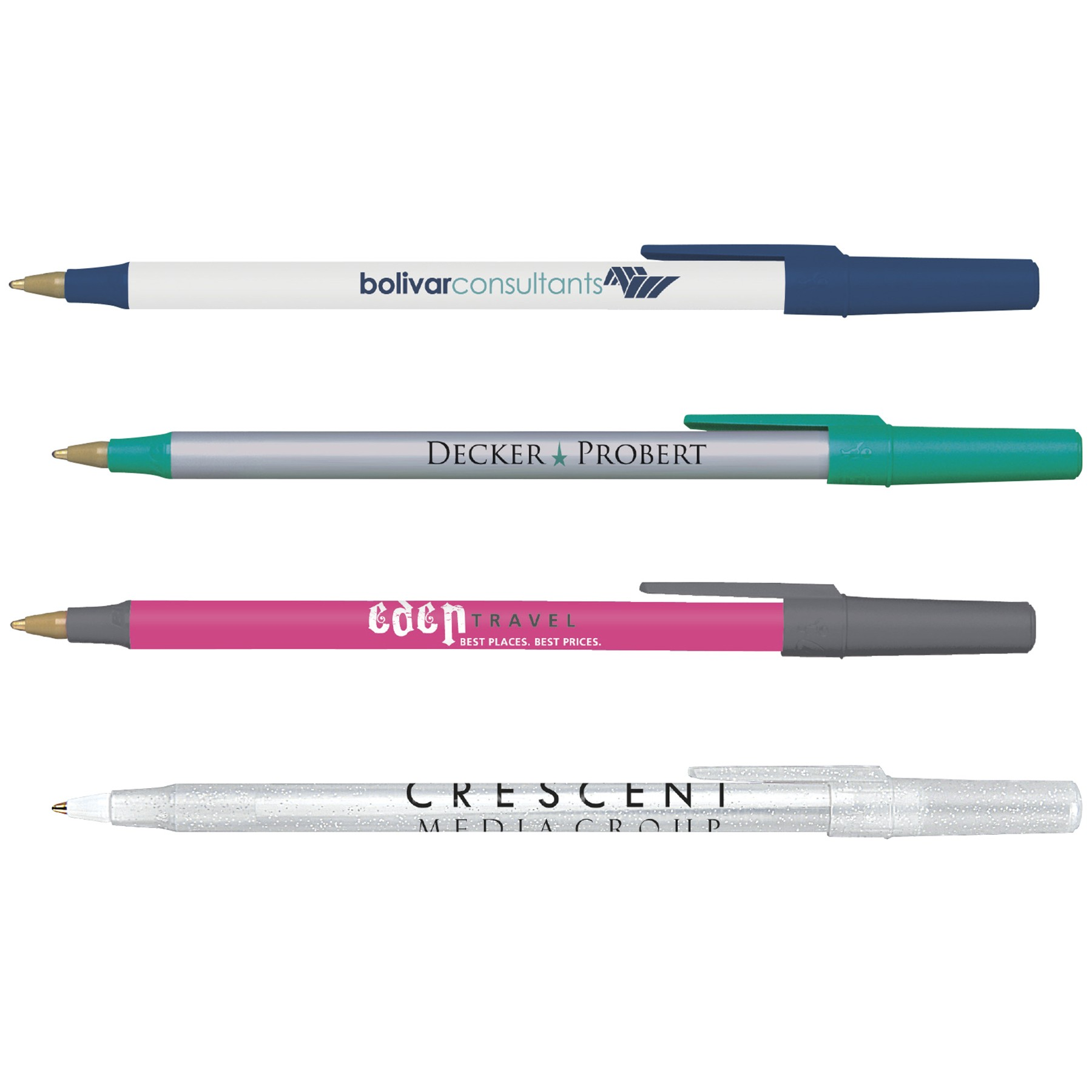 BIC Ball Point Pens Your Logo