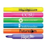 Custom Printed Highlighter Pens in Des Moines