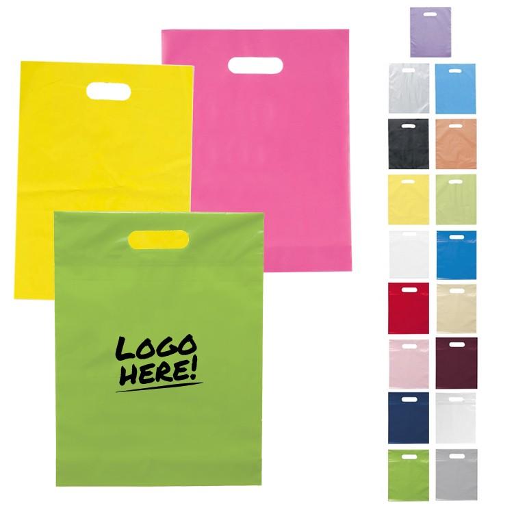 custom imprinted plastic bags des moines - Custom Plastic Bags